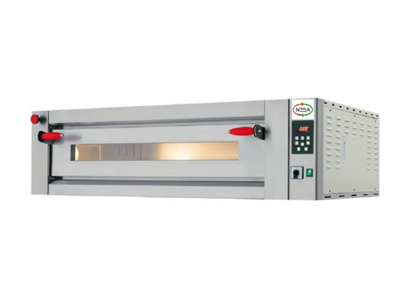 NESDO-4 / NESDO-9 ELECTRIC SINGLE DECK OVEN
